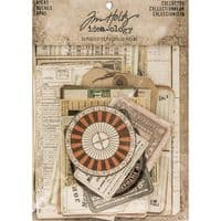 Tim Holtz - Idea-ology - Layers - Card/Collector